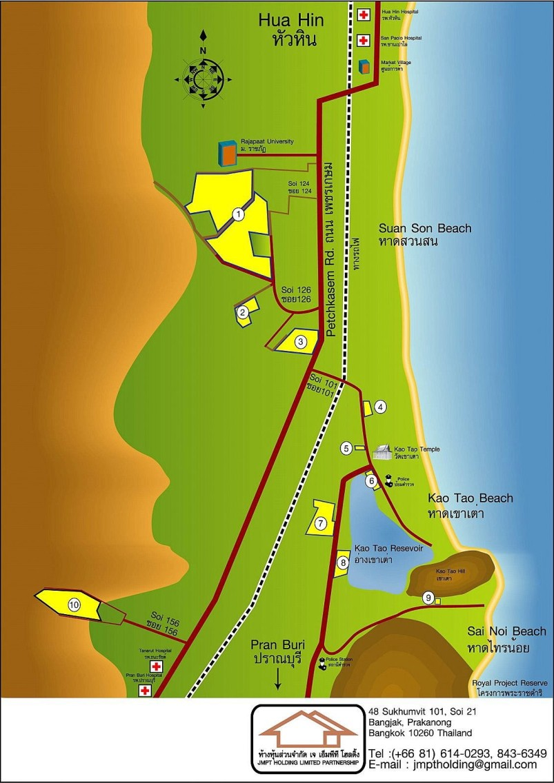 Hua Hin and Khao Tao Property Map Map Of Hua Hin Thailand on map of sydney australia, map of goa india, night market hua hin thailand, map of panama city florida, map of queenstown new zealand, map of singapore, map of wildwood new jersey, map hua hin beach, map of christchurch new zealand, map of jaco costa rica, map of melbourne australia, map of paris france, map of auckland new zealand, map of queensland australia, map of sun valley idaho, map of nantucket island massachusetts, map of cabo san lucas mexico, map of tokyo japan, map of provincetown massachusetts, hotel in hua hin thailand,